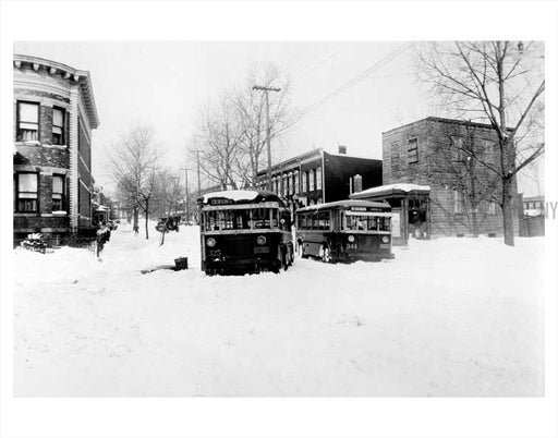 Hemlock Street Cypress Hills  Old Vintage Photos and Images