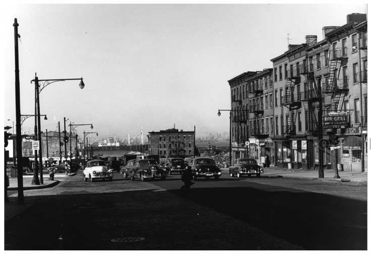 Hicks street Brooklyn NYC Old Vintage Photos and Images