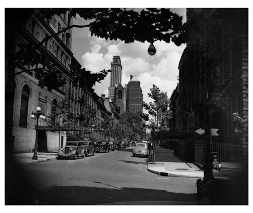 Hicks Street Cobble Hill Old Vintage Photos and Images