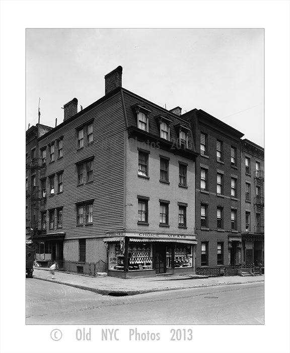 Hicks Street Brooklyn NY Cobble Hill Old Vintage Photos and Images