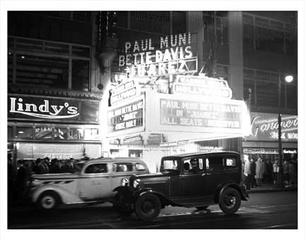 Hollywood Theater Old Vintage Photos and Images
