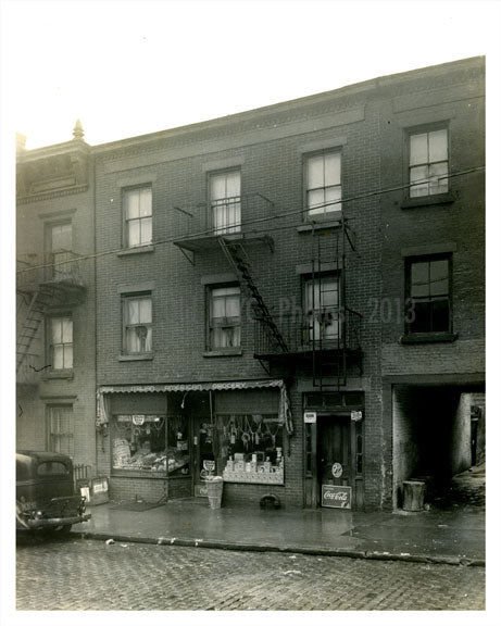Hudson Ave 1940 Old Vintage Photos and Images