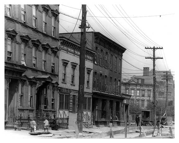 Humbolt Street  - Williamsburg - Brooklyn, NY 1918 P11 Old Vintage Photos and Images
