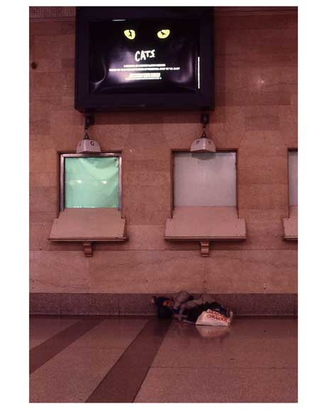 Inside Grand Central Station 1988 I Old Vintage Photos and Images