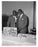 Jackie Robinson supporting Al Hicks in 1960 - Brooklyn NY 2