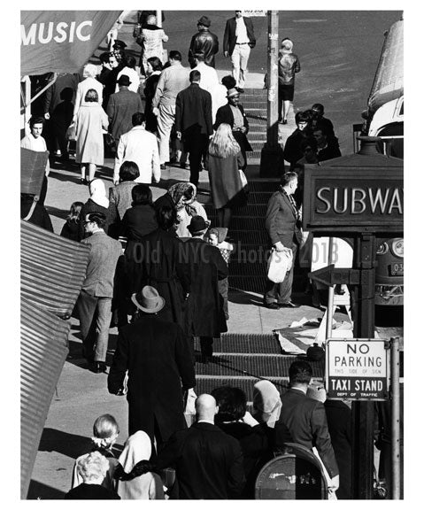 Jackson Heights street scene Old Vintage Photos and Images