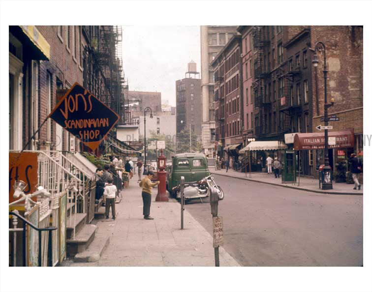 Jones St. NYNY  Old Vintage Photos and Images