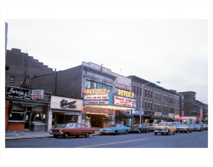 Kensington Brooklyn Beverly Theatre 1960s Old Vintage Photos and Images