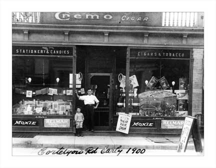 Kensington Brooklyn Cortelyou Rd Old Vintage Photos and Images