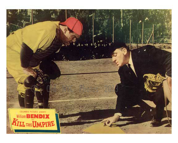 Kill the Umpire - baseball field  - Vintage Posters Old Vintage Photos and Images