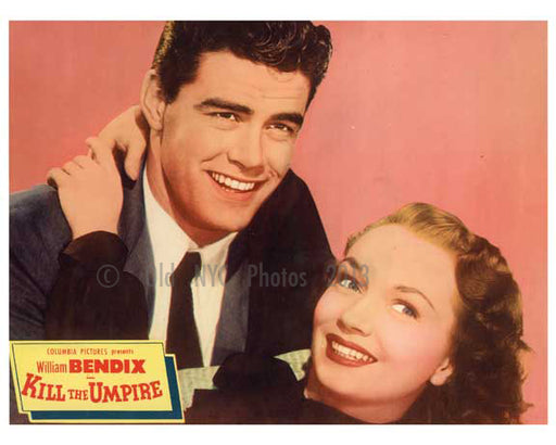 Kill the Umpire - Columbia Pictures Presents - Couples Promo - Vintage Posters Old Vintage Photos and Images