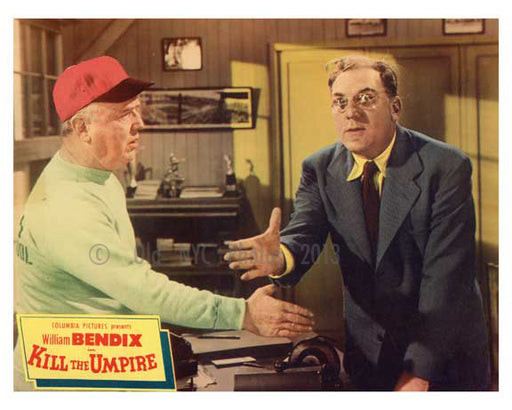 Kill the Umpire - Columbia Pictures Presents - Handshake - Vintage Posters Old Vintage Photos and Images