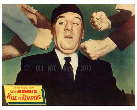 Kill the Umpire - Columbia Pictures Presents - Vintage Posters Old Vintage Photos and Images