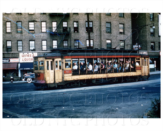 Kingsbridge Road Bailey Ave TARS Bronx 1946 Old Vintage Photos and Images