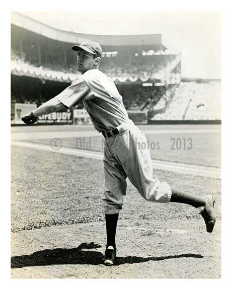 Lefty Gomez 1937 - Brooklyn NY