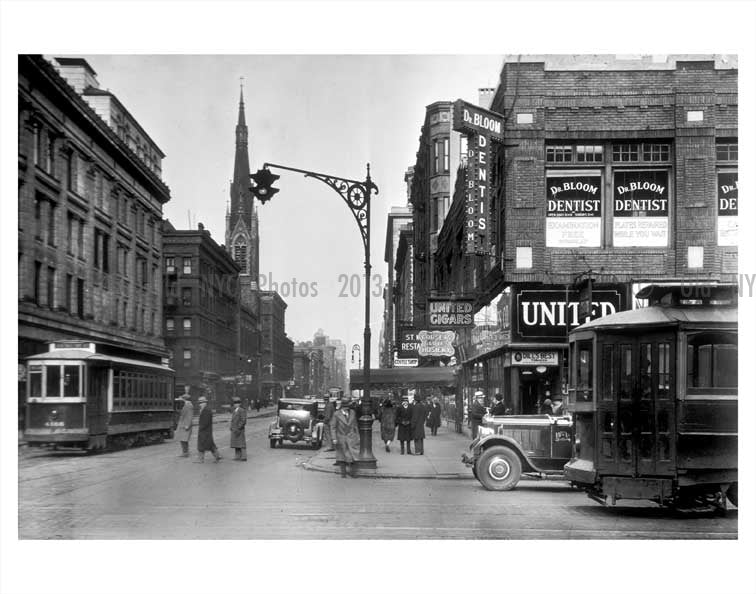 Lexington & 68th Street Old Vintage Photos and Images