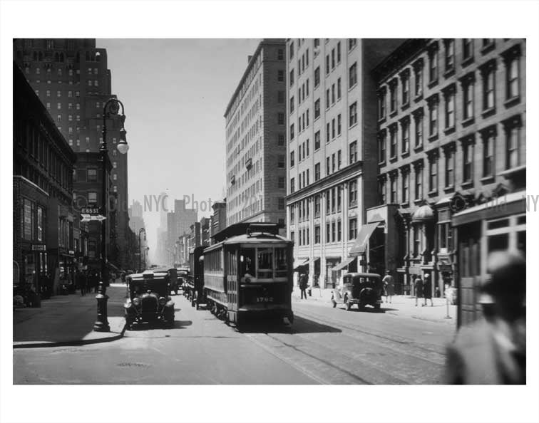 Lexington & 65th St. - Upper East Side - New York, NY Old Vintage Photos and Images