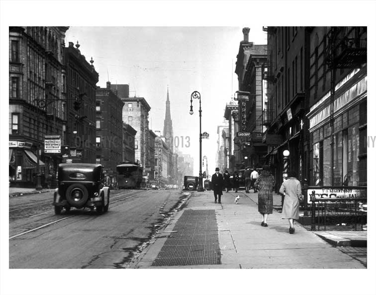 Lexington & 83rd Street Old Vintage Photos and Images