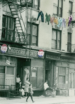 Lower East Side Bodega 1969 Old Vintage Photos and Images