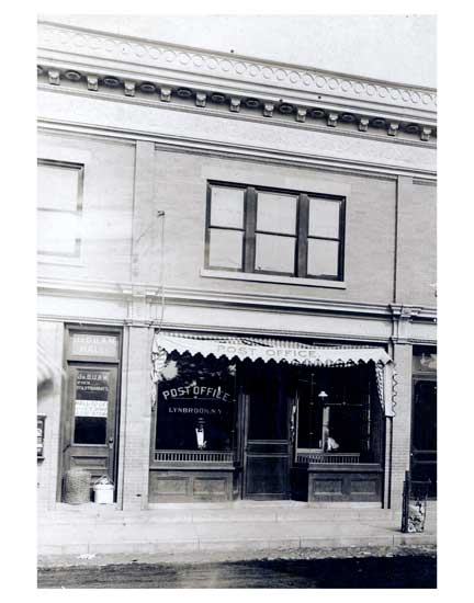Lynbrook Post Office Old Vintage Photos and Images