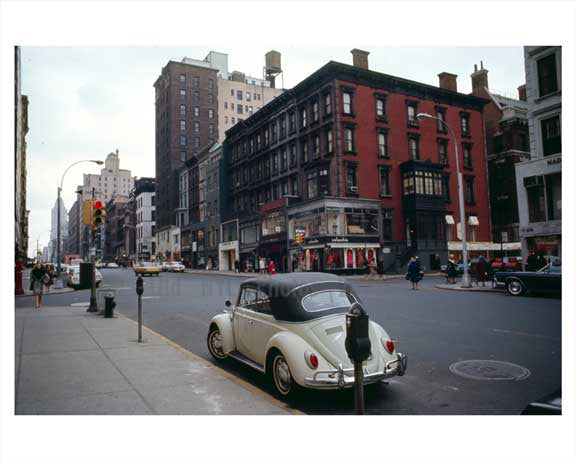 Madison Avenue 1967 Midtown Manhattan Old Vintage Photos and Images