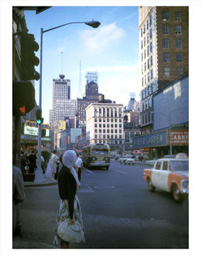 Manhattan Times Square Old Vintage Photos and Images