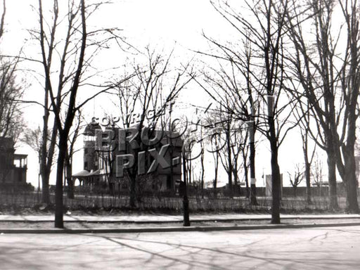 Marine and Field Club, located where Bay 13th Street meets today's Belt Parkway, 1925