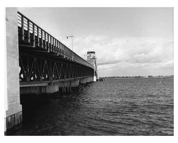 Marine Parkway Bridge - 1938 Queens, NY Old Vintage Photos and Images