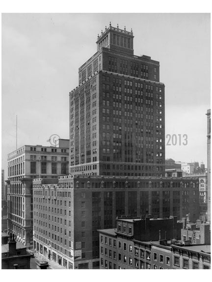 Marshall Field Bldg - Madison Avenue & 36th Street  1926 Old Vintage Photos and Images