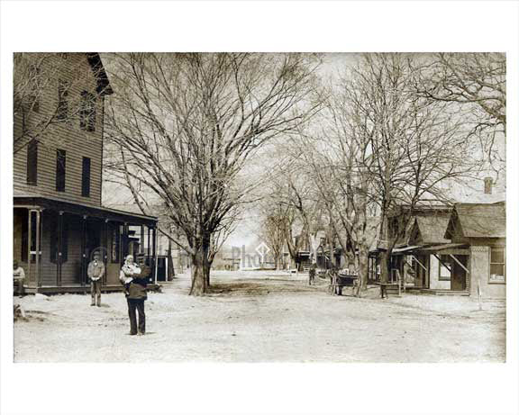 Mattituck - Love Lane - Long Island - 1906 Old Vintage Photos and Images