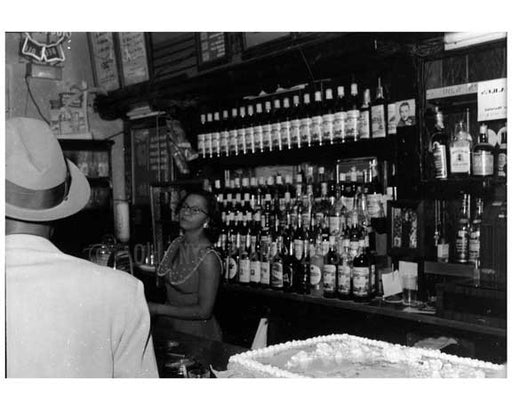 "Merrick Blvd. South ""Ye Old Still""  Club 1951 Jamaica - Queens NY B Old Vintage Photos and Images"