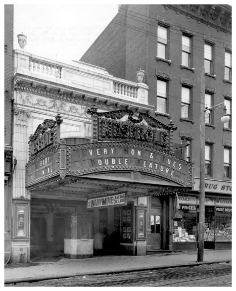Meserole Theater - Greenpoint, Brooklyn Old Vintage Photos and Images