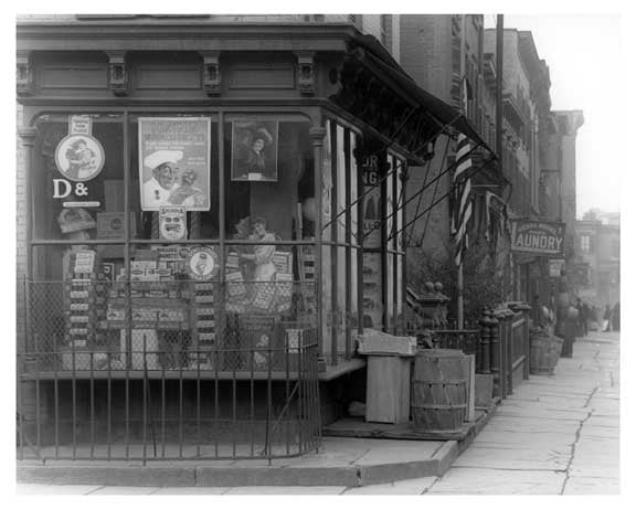 Metropolitan Ave - Williamsburg - Brooklyn, NY 1916 B Old Vintage Photos and Images