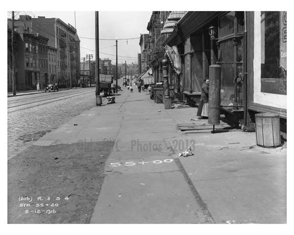 Metropolitan Ave  - Williamsburg Brooklyn, NY 1916 X10 Old Vintage Photos and Images
