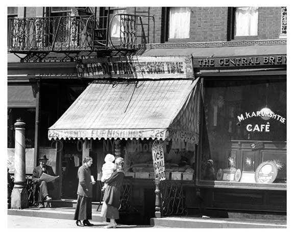 Metropolitan Ave  - Williamsburg - Brooklyn, NY 1918 P7 Old Vintage Photos and Images