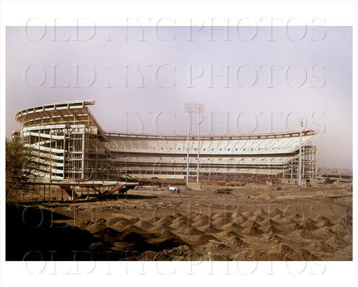 Mets Shea Stadium Queens 1960s II Old Vintage Photos and Images
