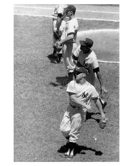 Mickey Mantle 1957