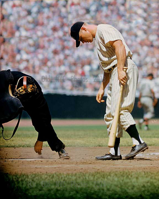 Mickey Mantle Yankees