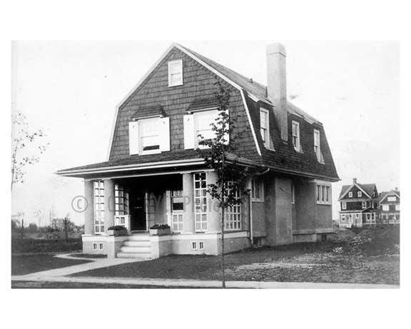 Midwood house 1917 Old Vintage Photos and Images