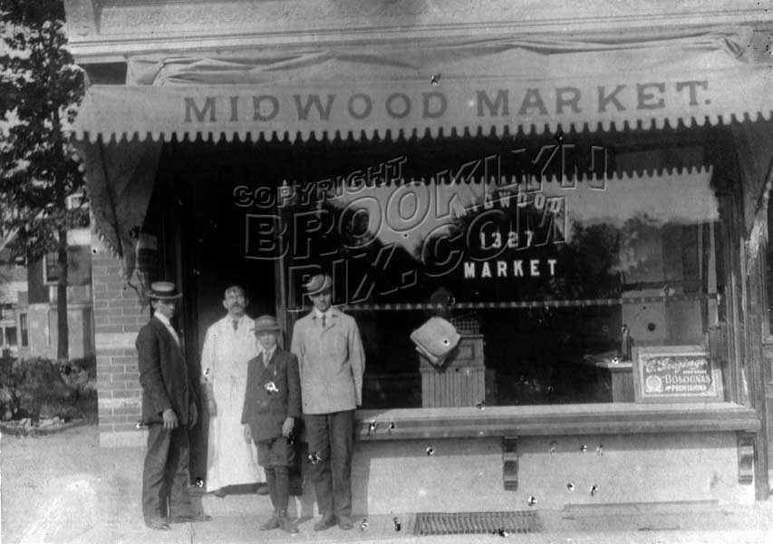 Midwood Market Old Vintage Photos and Images