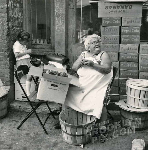 Mulberry Street, Little Italy, 1972 Old Vintage Photos and Images
