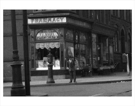 Nagel Pharmacy Old Vintage Photos and Images