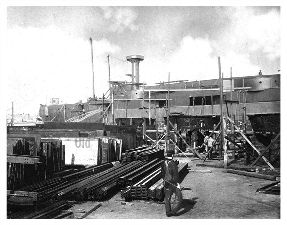 Navy Yard Old Vintage Photos and Images