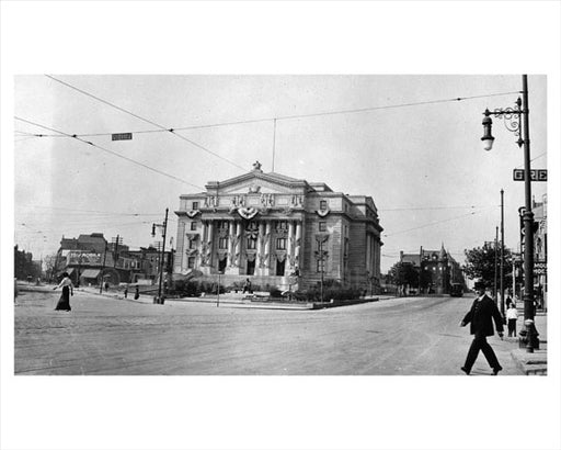 Newark Courthouse Old Vintage Photos and Images