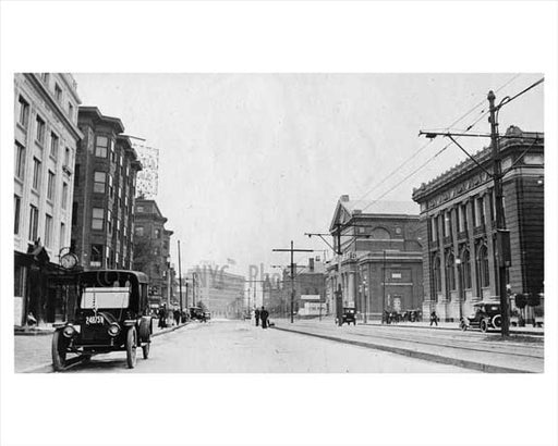 Newark NJ 1914 Old Vintage Photos and Images