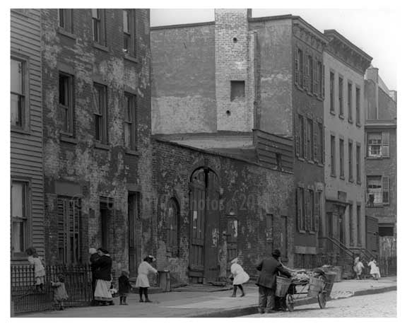 North 7th Street - Williamsburg Brooklyn, NY 1916 X5 Old Vintage Photos and Images
