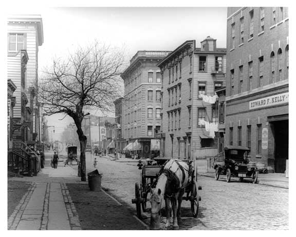 North 7th Street - Williamsburg Brooklyn, NY 1916 X8 Old Vintage Photos and Images