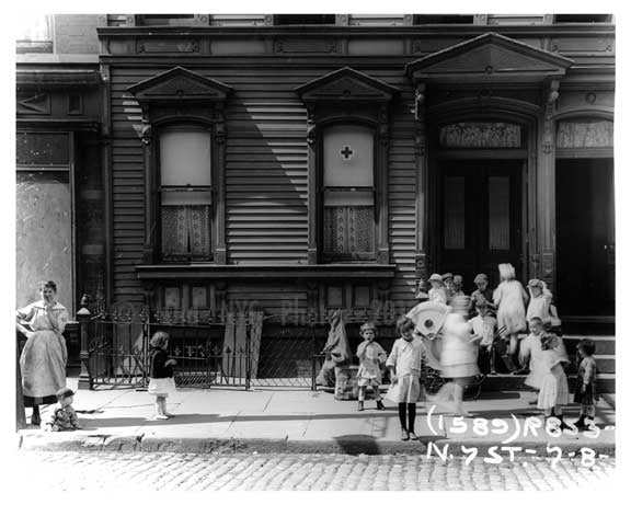 North 7th  Street  - Williamsburg - Brooklyn, NY 1918 C Old Vintage Photos and Images