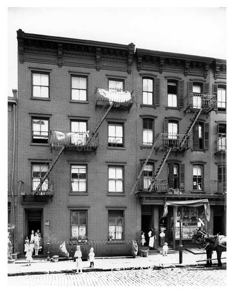 North 7th  Street  - Williamsburg - Brooklyn, NY 1918 C11 Old Vintage Photos and Images