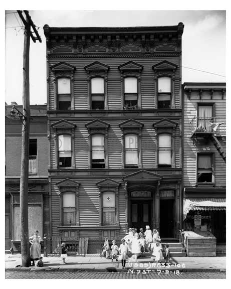 North 7th  Street  - Williamsburg - Brooklyn, NY 1918 C1 Old Vintage Photos and Images